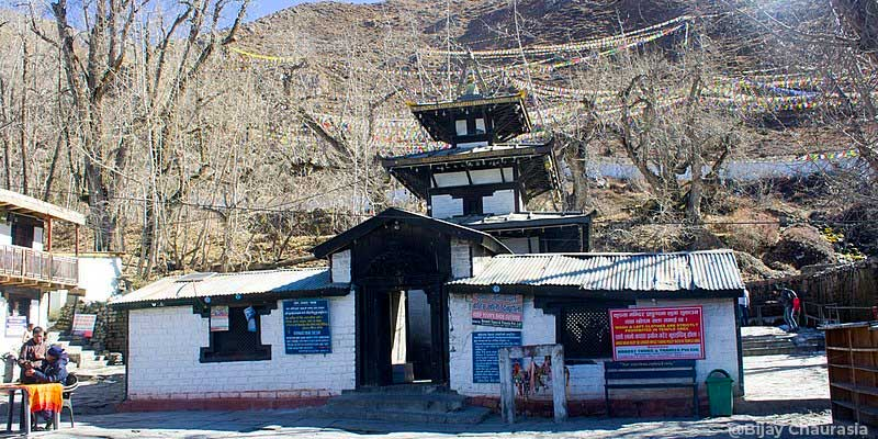 Muktinath Temple, Mustang