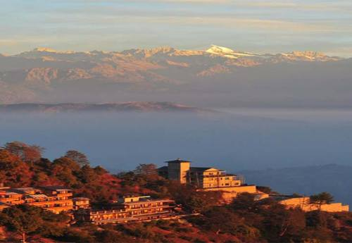 Kathmandu to Nagarkot by car 1 Night 2 Days