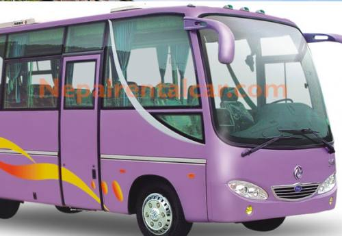Deluxe Tourist Bus in Nepal, Book Tourist Bus in Nepal