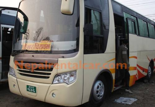 Tourist Bus Service in Nepal